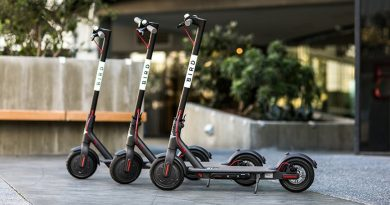 electric scooters Alcoy