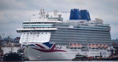 cruise ship in alicante