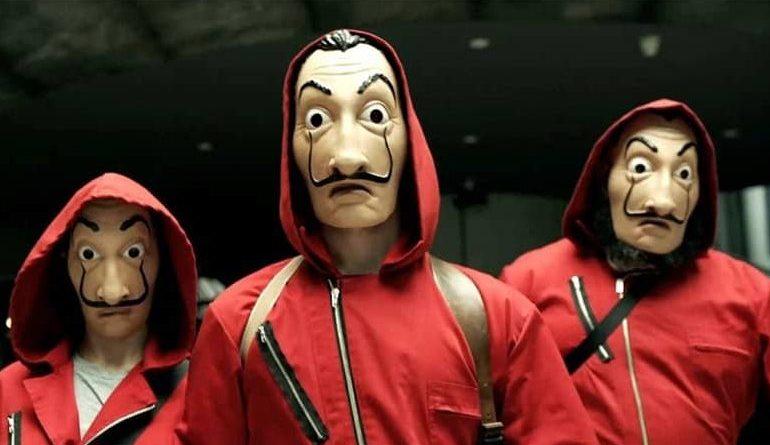 Netflix: Money Heist (La Casa ...